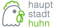 Hauptstadthuhn Logo